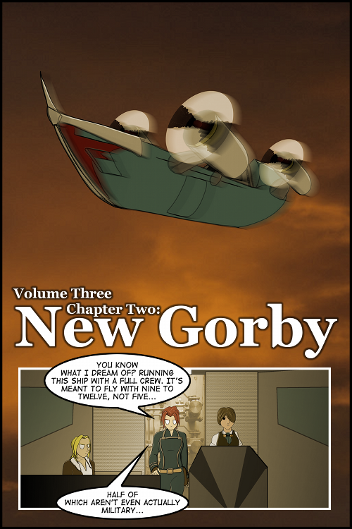 To New Gorby