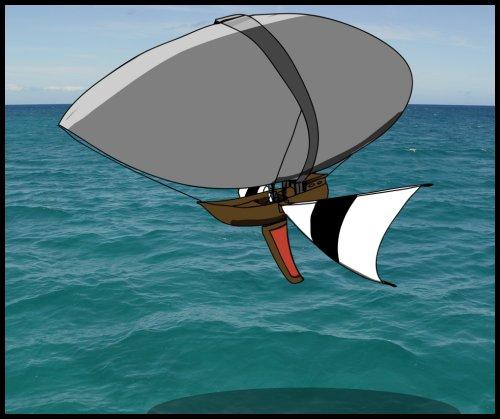 Sailing Airship