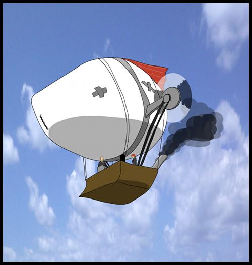 Old Airship